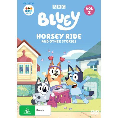 Bluey DVD