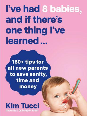 I've had 8 babies book