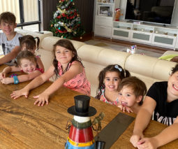 Kim Tucci 8 Kids