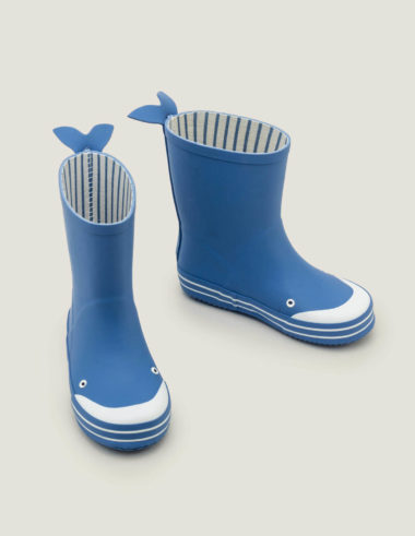 Boden whale wellies
