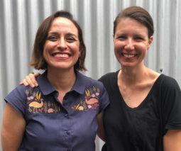 Founding Director of CPR Kids Sarah Hunstead