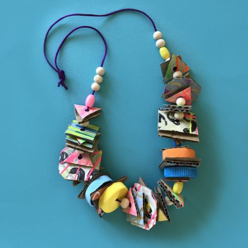 Junk-Necklace