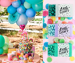2020 kids party trends