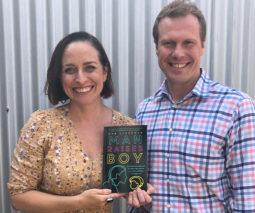 Author of Man Raises Boy Rob Sturrock