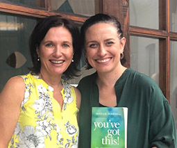Author of You've Got This Margie Warrell