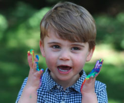 Prince Louis 2nd birthday feature