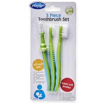 Baby toothbrush set - BIG W