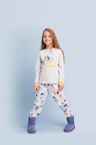 Bluey / Peter Alexander pyjamas - girl