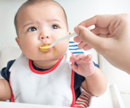 10 best first foods for babies