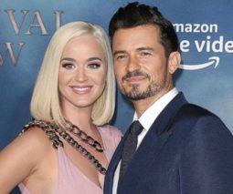 Katy Perry and Orlando Bloom via Instagram