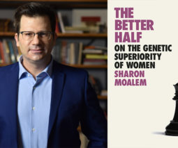 Research geneticist Sharon Moalem and his book The Better Half