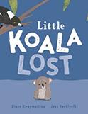 Book cover Little Koala Lost