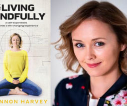 Health journalist Shannon Harvey and her latest book