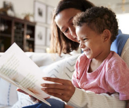 how to instil a love of reading in your child