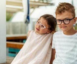 Augie eyewear kids frames - feature