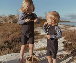 Purebaby swimwear range - thumbnail