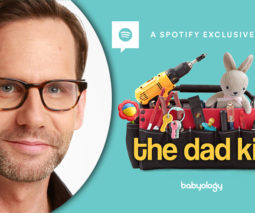 Robbie Buck on The Dad Kit podcast