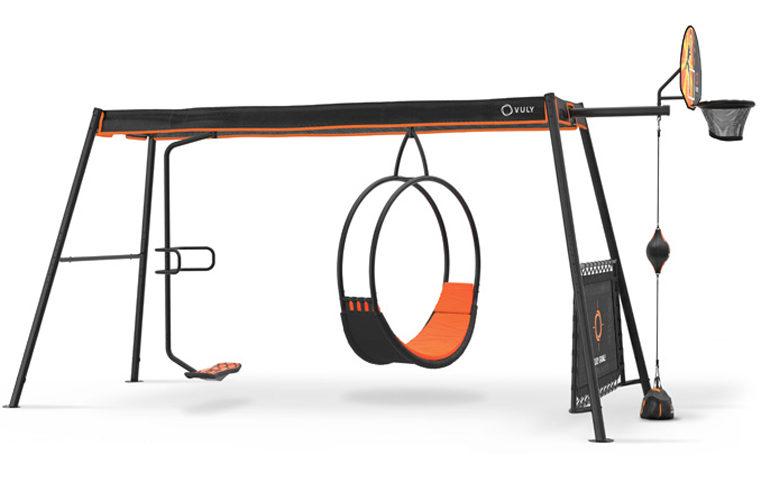 Vuly Play 360 Pro Large Swing Set