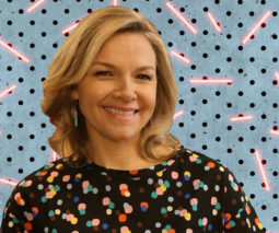 Actor and musician Justine Clarke