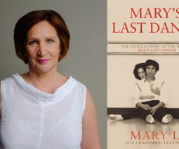 Ballet mistress Mary Li and her book Mary's Last Dance