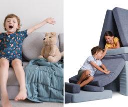 My NooK kids play sofa
