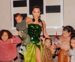 Kim kids feature