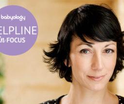 Karina Lane for Helpline in Focus