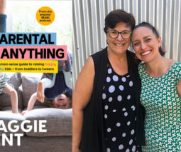 Maggie Dent and her new book Parental as Anything